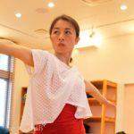 ヨガ養成講座1期生 Kumi